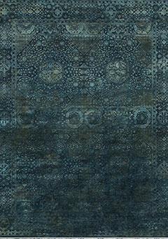 Overdyed handmade rugs - HTB Alt- m