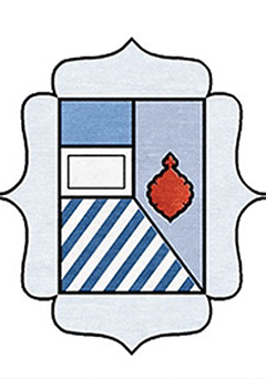 Shape handmade rugs - HTB Alt- m