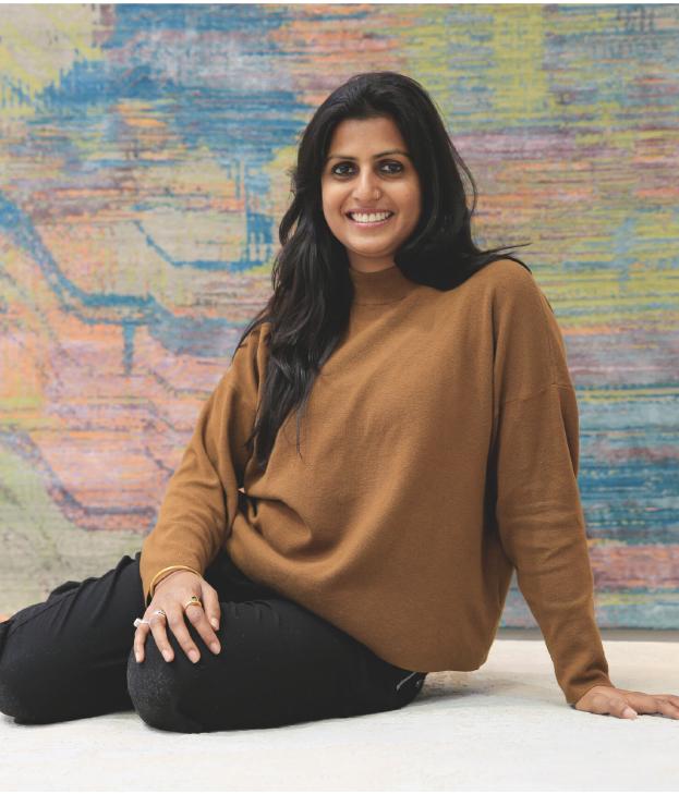Kavita Chaudhary- Design Director Jaipur Rugs