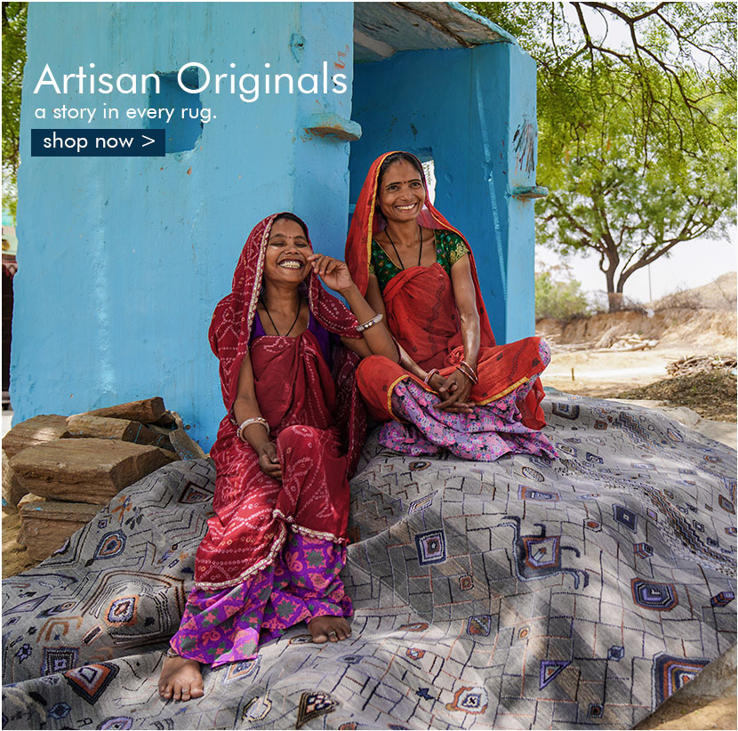Artisan Orginals - a story in every rugs