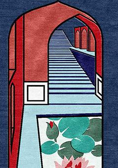 Baori handtufted rugs - HTB Alt- m