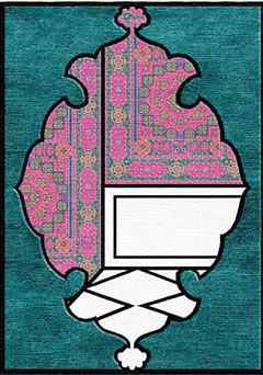 Khwabgah handtufted rugs - HTB Alt- m
