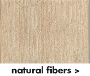 Natural fibers handmade rugs