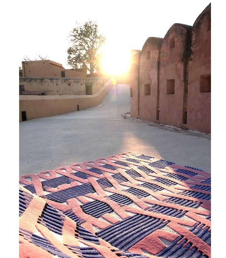 Jaipur Wunderkammer by Matteo Cibic