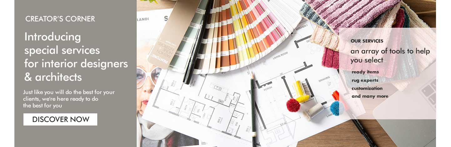 Designer Rugs Banner