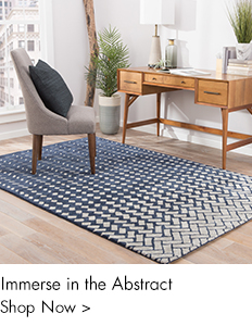 Immerse in the Abstract rugs