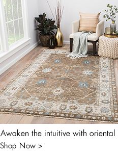 Awake the intutive with oriental rugs