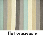Flat-weaves and Dhurries