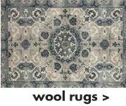 Wool handmade rugs