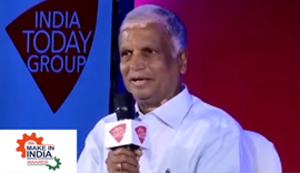 The unstoppable entrepreneurial spirit gets awarded by India Today!