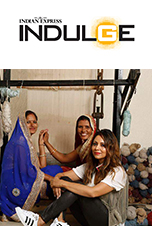 Indian Express, Indulge