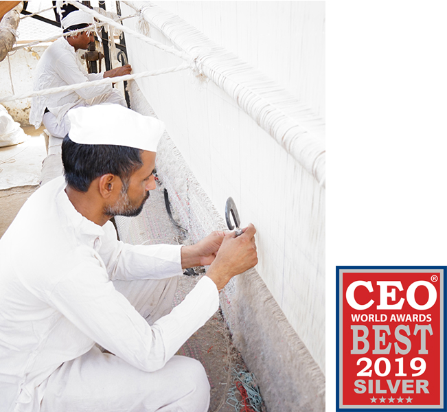CEO World Award Winner 2019 - CSR